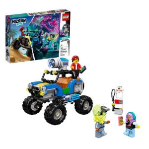 $19.38(原价$24.99)史低价:LEGO Hidden Side幽灵秘境系列 杰克的沙滩车70428
