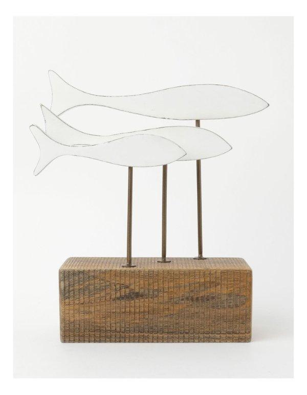 装饰鱼摆件 30cm