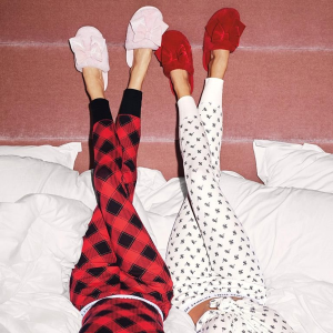 Today Only: $5 (Org. $29.5)Slippers sale @ Victoria's Secret