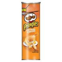 Pringles 起司口味薯片 5.26盎司 三罐