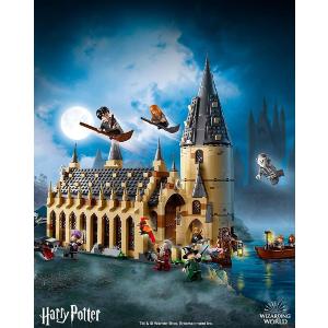 £45收黄多多同款 全球限时包税Lego 限时折扣 买哈利波特系列送小人儿喽
