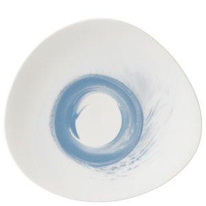 蓝色卵石餐碗 34cm