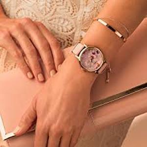 $25.99 + FSTimex Women's Crystal Bloom Swarovski Watch