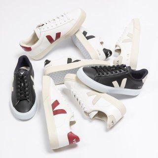无门槛8折 £84收江疏影同款VEJA 全场折扣进行时 时尚博主必备小白鞋