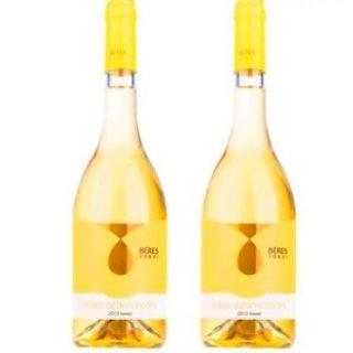 2件5折 折合仅¥77/瓶BERES 枯叶酒庄匈牙利托卡伊晚甜白葡萄酒2支装