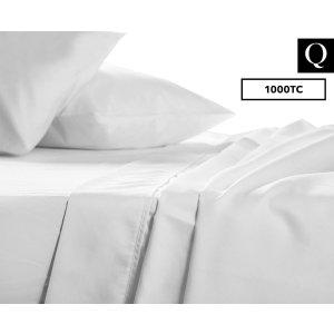 Casual Elegance1000TC豪华纯棉床品套装