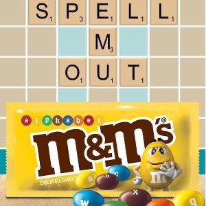 无门槛7折 欢乐巧克力送小孩闪购:M&M's 全场巧克力豆限时闪促