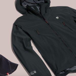 4折 + 免邮Mountain Hardwear 精选男女户外运动服饰热卖
