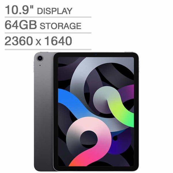 全新 iPad Air 4 预售, 首发 A14 处理器, 10.9