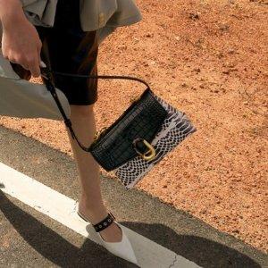 低至3折Charles & Keith 季中大促 网红包包、鞋子等白菜价收
