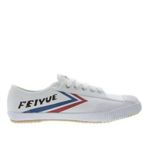 Feiyue经典小白鞋