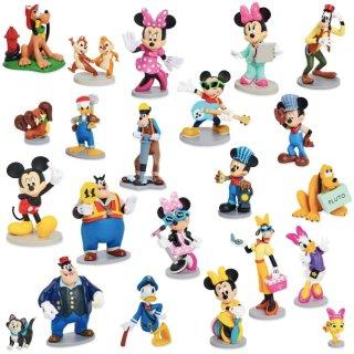 买一第二件半价迪士尼官网 米老鼠、公主系列等玩偶/手办套装