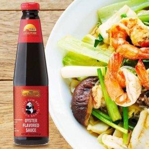 $2.88(原价$5.66)Lee Kum Kee 李锦记 熊猫牌鲜味蚝油 510g