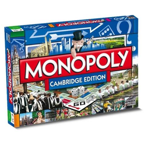 新品8折 £16.9收小猪佩奇版上新:Monopoly 大富翁桌游 宅家小聚必备 入英国城市系列