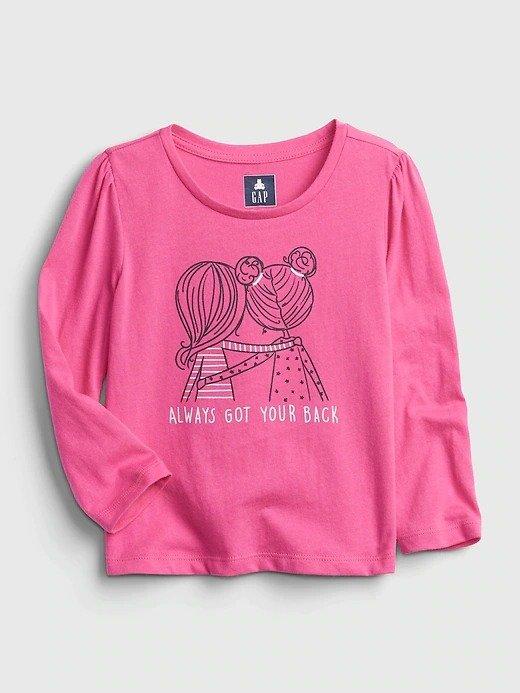 100% 有机棉 婴儿、小童T恤