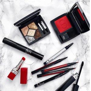 无门槛8.5折+ 免邮Dior 迪奥美妆产品热卖 收限量新品、变色唇膏