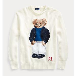 Ralph Lauren娜比同款!小熊系列