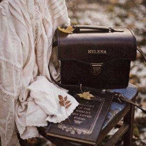 无门槛85折 简约有格调Beara Beara Camino系列真皮手工包复活节特卖