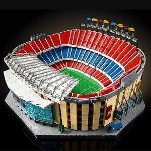 Lego9/1新品诺坎普-巴塞罗那 球场 10284   Creator 专家系