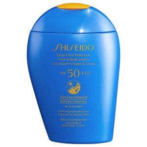 Shiseido新艳阳防晒乳 SPF50+