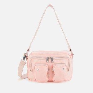 Nunoo粉色相机包