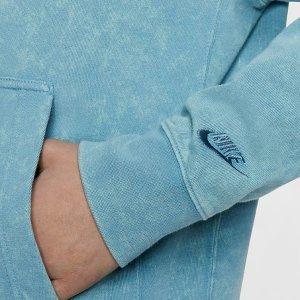5折起 Tie-dye系列3色全Nike官网 宝藏卫衣专区 双勾Swoosh仅$69