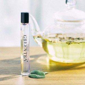 L'Occitane绿茶走珠香水