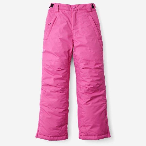 儿童滑雪裤,2色选