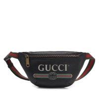 Gucci Logo Print 腰包