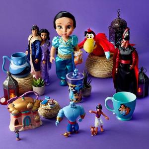低至7折+额外9折迪士尼官网 玩具手办、周边小物等大促 收珐琅锅米奇合作款