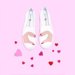 童话糖果色美鞋低至$36.99Katy Perry同名品牌平底鞋、高跟鞋专场