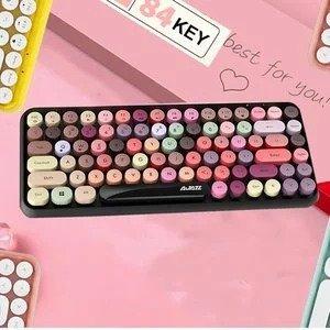 €28.99收封面款Felicon 无线口红键盘 打字机风格 多样式可选 送礼自用都可