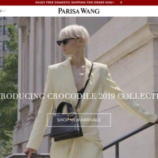 夏季拥有白色包包的五色少女❤ | PARISA WANG手腕包测评
