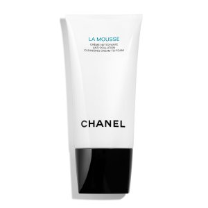 LA MOUSSE  Anti-Pollution Cleansing Cream-to-Foam | CHANEL