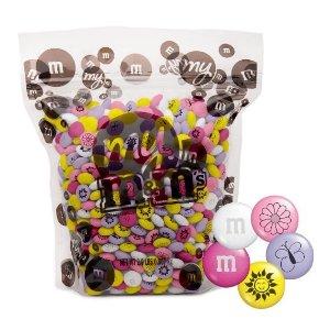 M&M's低至7折 春节定制巧克力豆 5-lb