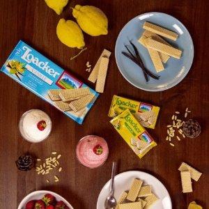 75p/个白菜价:Loacker 意大利威化饼干 童年的味道回来了