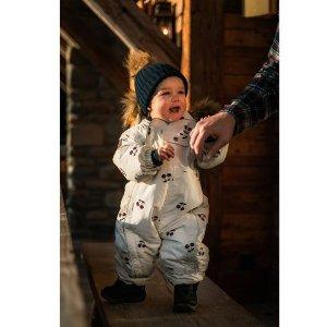 折扣升级:Kuling 儿童户外服饰促销 风雨天给活力宝宝们温暖的呵护