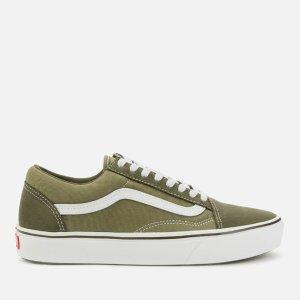 Vans牛油果绿滑板鞋