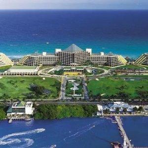 $161/晚起   含酒店+餐饮+高尔夫等墨西哥坎昆 Paradisus 5星级全包度假村