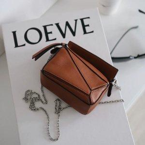 正价8折 €784收封面同款Fashionette 包包闪促 Celine、Loewe、BV、BBR、Fendi都参加