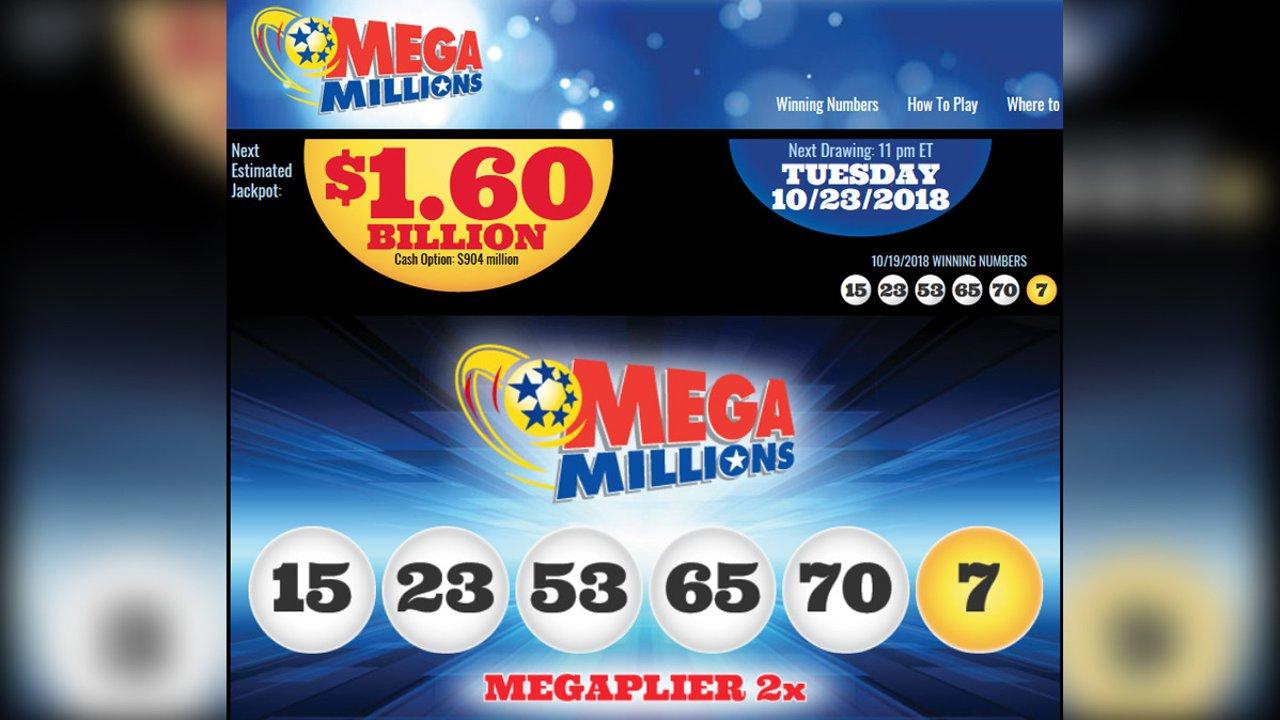 16亿美元 史上最高彩票奖金!Mega Millions 巨奖就等你来拿!