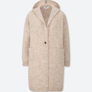 Uniqlo羊毛大衣 XS