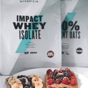 $69.92Myprotein Impact Whey Isolate onSale