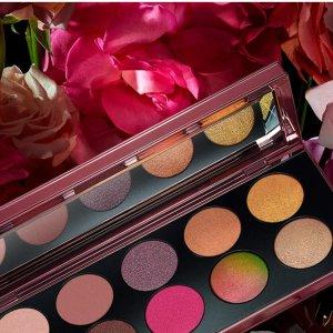 低至$25.2 今日开抢上新:Pat McGrath 玫瑰系列彩妆 2代玫瑰盘粉色限量版