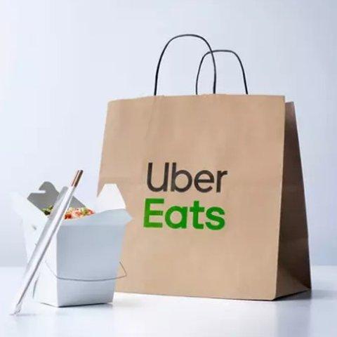€1可换购€20代金券Uber Eats 新用户专享折扣 特殊时期不如宅家点外卖吧