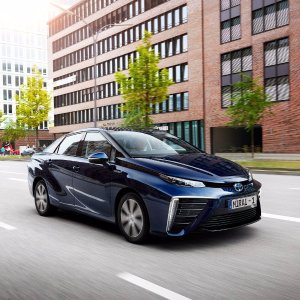 World's First Commercially Available FCVMeet Mirai, Meet the Future