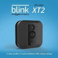 Amazon Blink XT2 1摄像头 套装 送Echo Dot