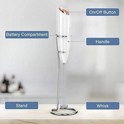 SimpleTaste 电动手持奶泡器