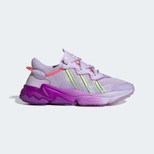 Adidas紫色OZWEEGO