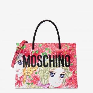 漫画迷不容错过Moschino 凡尔赛玫瑰系列新品上线
